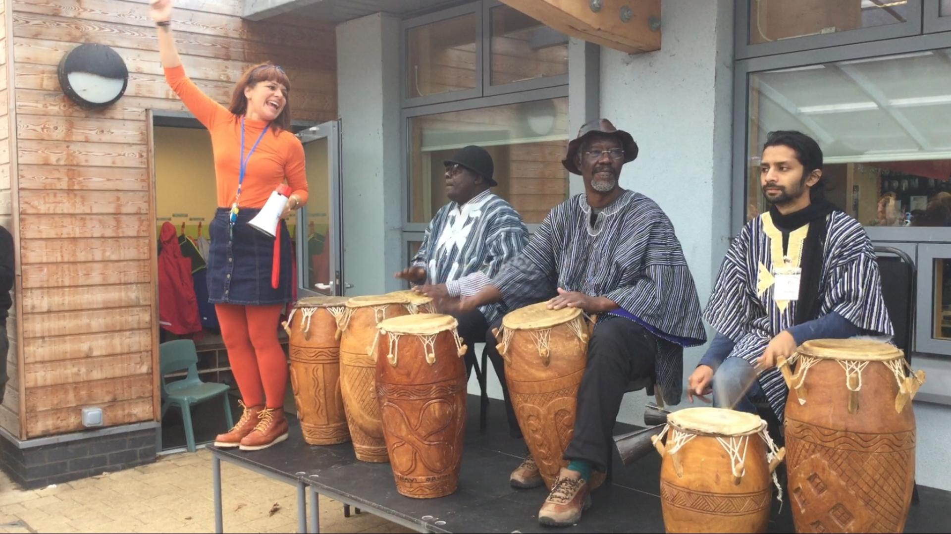 African drumming(1)